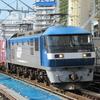 名古屋駅2番線を通過するEF210①