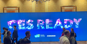 DMM VR labのCES 2020参加レポート
