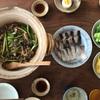 肉豆腐とサバ