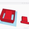 TinkerCADで電子工作作品の筐体を設計して3Dプリントした