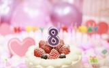 【誕生日】息子、8歳になりました!ドラえもんアイスケーキでお祝いしました♪