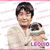 坂上忍と犬 の  似顔絵イラスト。と、「ダウンタウンなう」 高畑裕太 の回の動画