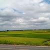 Route6 津南(ひまわり広場) ⇒ 万代橋 (信濃川川下り・ダム&堰カードがっぽり回収の旅) その5