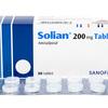 統合失調症治療薬「ソリアン(Solian)200mg」