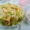 ランチ日記 #93 サラディッシュコブサラダ+サラダチキン