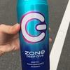 ZoNeの青缶が最強においしすぎる!カフェイン入りのアンバサに納得した!