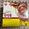 【韓国伝統茶】オットギのクイーンざくろ茶を飲んでみた