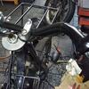 #バイク屋の日常 #ホンダ #スーパーカブ #配線延長 #バーハン化