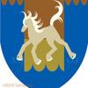 湖上馬の紋章。不義理な私。