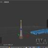 スーパーアマレココでAMV4ではないコーデックを使うと画像が化ける。AMV4というロゴが入る