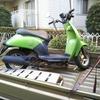 #バイク屋の日常 #トゥデイ #配送納車 #寒い