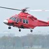 2020年12月2日(水) ついにJA06FDが飛んだよ!シャア専用かよってくらい赤かったJA06FDを雨の中頑張って撮ってきた調布飛行場の話