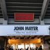 John Mayer ライブレポート(4/11 at武道館)