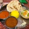 勝どきランチ@インド料理ボンベイカフェ(BOMBAYCAFE)『2種類カレーランチ』チキンバターマサラ&キーママタールを食す!!ラッシー付きでこの価格はありですよ!!