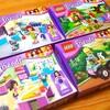 レゴフレンズの小箱4種を購入しました!
