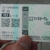 昨日は日本の競馬も香港の競馬も面白かった!