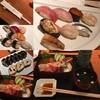 【羽田空港第一ターミナルビル3F】羽田 寿司幸:新年最初のお寿司は羽田空港で