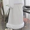 裾ファースカート完成!。縫製の続きです。