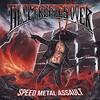 HELL FREEZES OVER『Speed metal assault』(2018)