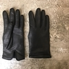 【DENTS】LEATHER GLOVES