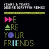 【洋楽歌詞で学ぶ英語】第3回 Years & Years -Desire (Gryffin Remix) のサビ部分の歌詞和訳で覚える英語