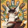 [特別展]★池田あきこ 『ダヤンと不思議な劇場』猫のダヤン35周年 絵本原画展