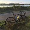 庄内川サイクリング