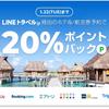 Line トラベルと d トラベルの合わせ技がチョー強烈!! 驚異の82.4%!!!だぞ。