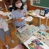 やまびこ:図工 水彩絵の具で