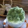 【「かさぎ屋」の宇治抹茶かき氷】清水寺二年坂にある隠れ家で「かき氷」を♪