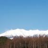 御嶽山(御岳山)の絶景撮影47・2020年4月24日②(雪景)