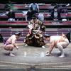 大相撲の一発で決まる立ち合い法