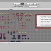 【Unity】タイルマップ - Tile Palette で使用できるコンテキストメニュー