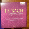 バッハ全集 全部聞いたらバッハ通 CD25 BWV.870-881 平均律クラビーア曲集