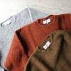 """スコットランドの漁師たちが愛するシャギードッグセーター""""SHETLAND WOOLLEN CO.""""。"""
