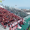 続:田植えと観客動員数と松本山雅