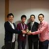 楽天テクノロジーアワード2014でRuby Awardを受賞