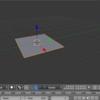 【Blender】Planeオブジェクトに画像を貼り付ける方法