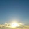 2016年12月20日(火)今朝の空