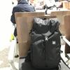 海外旅行1~2週間に最適なバックパックとは?(2017年9月時点)