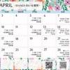 4月 【SHAKAのいる場所】