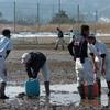 泥んこの中の練習(長野工業高校)、私の野球取材生活を総括する