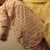 ☆外国映画の子供みたいなパジャマにしました(笑)