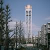 墨田区文化団地の給水塔