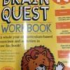 Brain Questのワークブックを始めました。