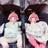 双子と赤ちゃん休憩所と授乳方法
