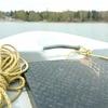 北海道 朱鞠内湖の釣り 20200524 / 葵島で釣りパックを楽しむ