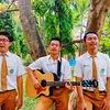 インドネシアで日本の歌を!一青窈さんの「ハナミズキ」を紹介しました。