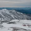 初冬の白山