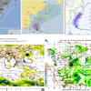 【台風情報】台風24号は『非常に強い』勢力で九州or四国地方に上陸・その後本州を縦断する予想!?気象庁・米軍・ヨーロッパ・NOAA・韓国の進路予想は?日本周辺には台風の卵も3つ存在!